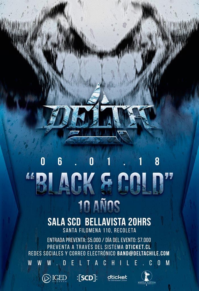 Delta - Black & Cold