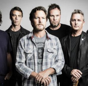 Pearl Jam - Foto por Danny Clinch