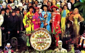 The Beatles – 'Sgt. Pepper's Lonely Hearts Club Band' (1967)…