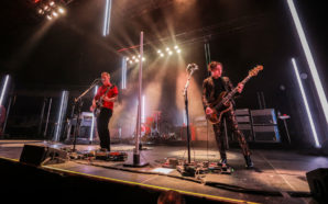 Queens of the Stone Age en Chile (2018): una sordera…
